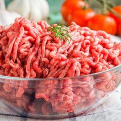 Tartare de bœuf Antiboise