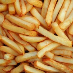 Frites frâiches